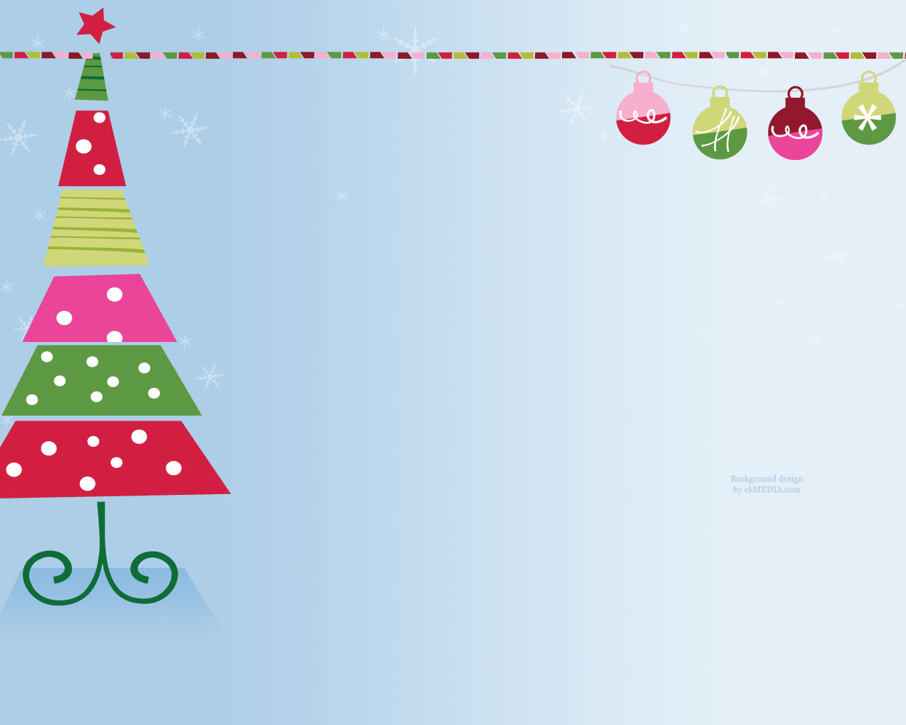 Youth Christmas Party Background image information